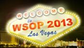 Weg zur WSOP 2013