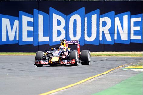 Formel 1 Auftakt Melbourne 2015